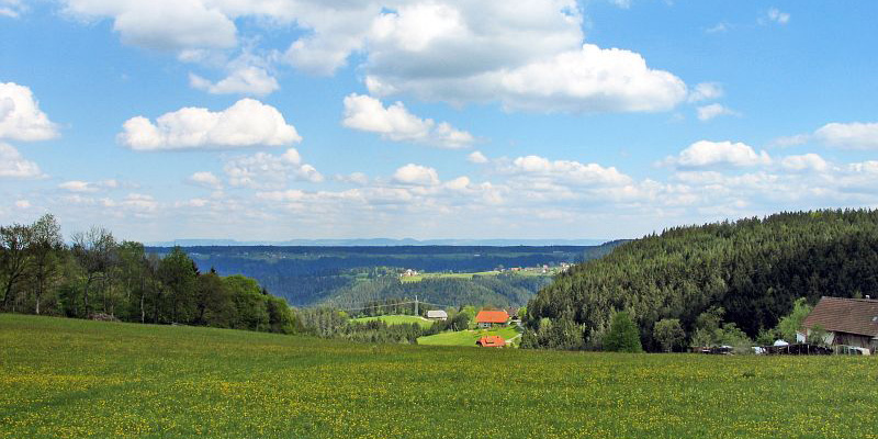 Purpen, Blick auf Ramstein und Tischneck