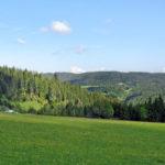 Reibeecke, Blick Richtung Lauterbach